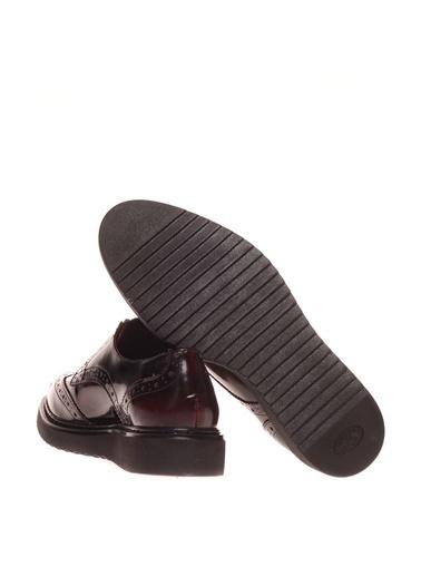 Greyder Greyder Bordo Yürüyüş Ayakkabısı Bordo